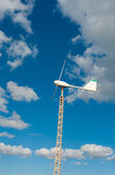 Private wind generator Stock Photography