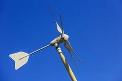 Private wind generator Stock Image