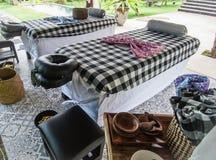 Privater Bereich der Massage Lizenzfreie Stockbilder