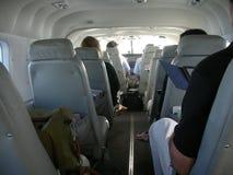 Privater Luxuxflug Lizenzfreies Stockbild