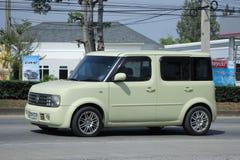 Privater Nissan Cube Lizenzfreies Stockfoto