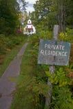 Privater Wohnsitz Lizenzfreie Stockfotografie