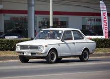 Privates altes Auto, Toyota Corolla Lizenzfreie Stockfotografie