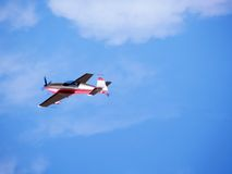 Privates Flugzeug Lizenzfreies Stockbild