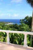 Privates Landhaus in Jamaika Stockbilder