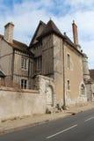 Privates mittelalterliches haus- Châteaudun - Frankreich Lizenzfreie Stockbilder