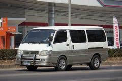 Privates Toyota Hiace alter Van Car Stockfotografie