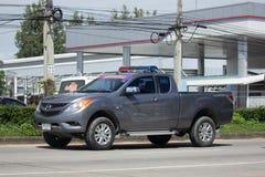 Privatkleinlastwagen, Mazda BT-50 Pro Lizenzfreies Stockfoto