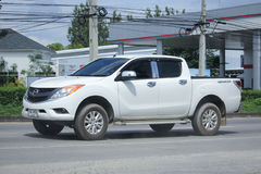Privatkleinlastwagen, Mazda BT-50 Pro Stockbild