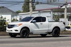 Privatkleinlastwagen, Mazda BT-50 Pro Lizenzfreies Stockbild