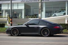 Privatwagen, Porsche-carrera 4s lizenzfreies stockbild