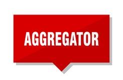 Prix à payer d'Aggregator Images stock