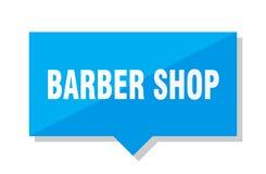 Prix à payer de salon de coiffure Photographie stock libre de droits