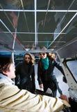 Prix actionné solaire de tuc de tuc Photographie stock libre de droits