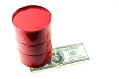 Prix du pétrole Images stock