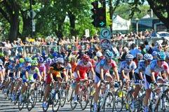 Prix grande Cycliste de Montréal Foto de Stock