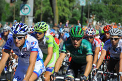 Prix grande Cycliste de Montréal Fotografia de Stock Royalty Free