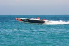 prix yalta powerboat 2010 грандиозное p1 Стоковое фото RF