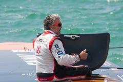 prix yalta powerboat 2010 грандиозное p1 Стоковые Фото