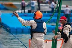 prix yalta powerboat 2010 грандиозное p1 Стоковая Фотография
