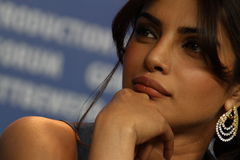 Priyanka Chopra Roma Stock Images