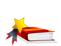 Prize book Royalty Free Stock Images