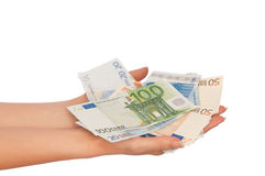 Prize fund Royalty Free Stock Images