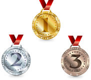 Prize labels Stock Images