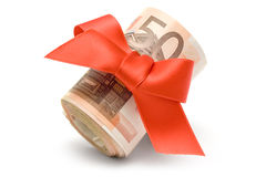 Prize Money royalty free stock images
