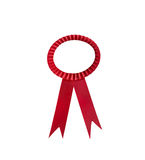 Prize ribbon Royalty Free Stock Images