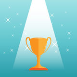 The Prize Royalty Free Stock Image