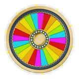 Prize wheel Stock Image
