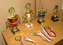 Prizes Stock Photo