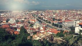 Prizren. City, kosovo - eastern europe Royalty Free Stock Images