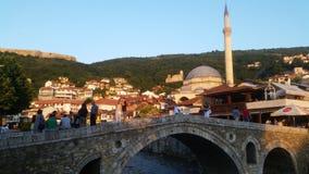 Prizren, Kosovo stock foto's