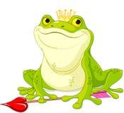 Príncipe de la rana Imagenes de archivo