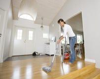 Próżniowy Cleaning Obrazy Stock