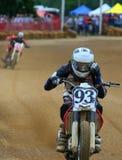 Pro событие гонок грязи Стоковая Фотография