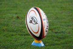 Pro allumette RCNM du rugby D2 contre Stade Montois Photos stock