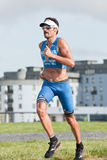 Pro athlete Mike Aigroz (1) Royalty Free Stock Images