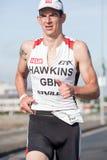 Pro athlete Paul Hawkins (2) Royalty Free Stock Images