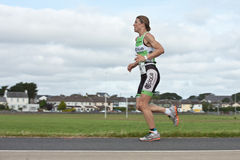 Pro athlete Tine Deckers (26) Royalty Free Stock Photography