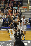 pro basket Royaltyfria Foton