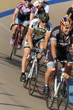 Pro Bicycle race Royalty Free Stock Image