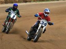 Pro Bike Racers Stock Photos