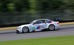 Pro BMW M3 GT race car Royalty Free Stock Photo