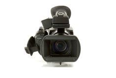 Pro caméra vidéo Images stock