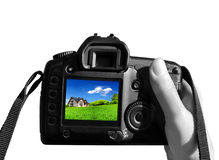 Pro Camera Stock Image