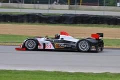 Pro-chaufför Scott Tucker Royaltyfri Bild