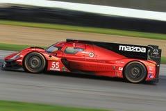 Pro corsa di Mazda Team Joest Mazda DPi Fotografie Stock Libere da Diritti